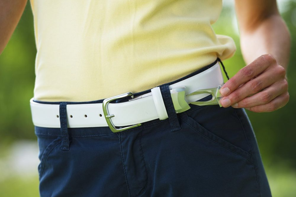 bbf538abb6d09 10 Best Golf Belts Reviewed & Rated in 2019 | Hombre Golf Club