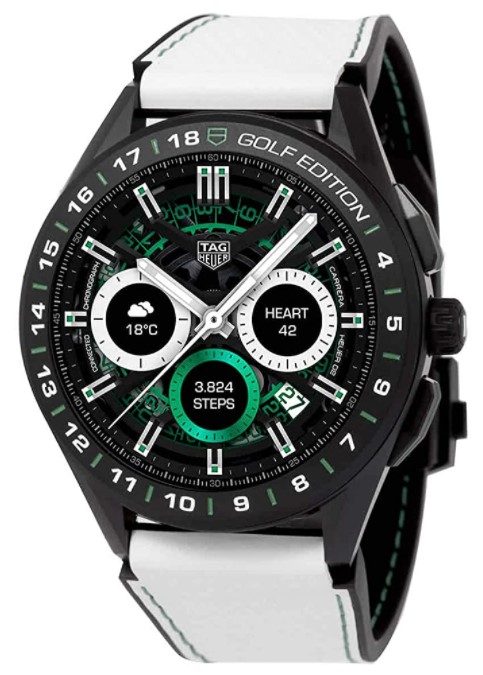 Tag Heuer Connected: Golf Edition