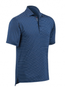 Bobby Jones Golf Shirt XH20 Striped