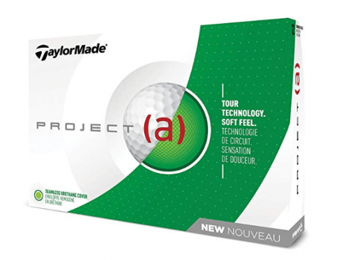 Taylor Made 2018 Project (a) best golf balls for seniors