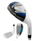 Tour Edge Hot Launch 2 Iron Set best golf clubs for beginners to intermediate