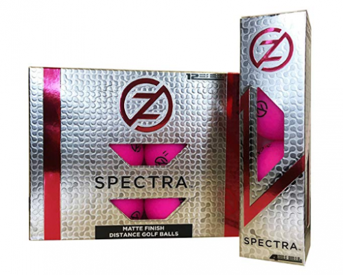 Zero Friction Spectra best golf balls for ladies reviewed
