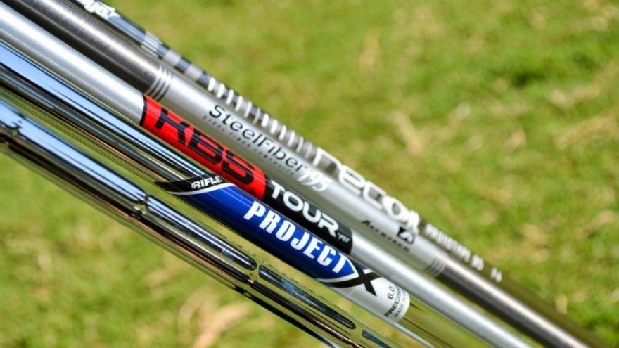 an in-depth review of why golf shafts are important to the game of golf