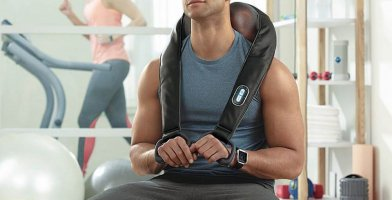 an in-depth review of the best back massagers of 2018.