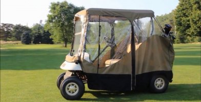 an in-depth review of the best golf cart covers of 2018.