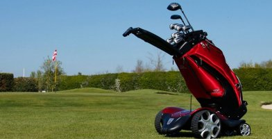 an in-depth review of the best golf push carts of 2018
