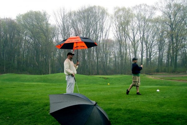 an in-depth review of the best golf umbrellas of 2018.