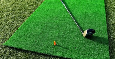 an in-depth review of the best golf practice mats of 2018.