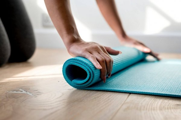 an in-depth review of the best yoga mats of 2018.