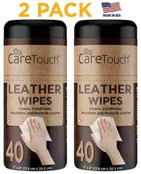 10. Care Touch Wipes