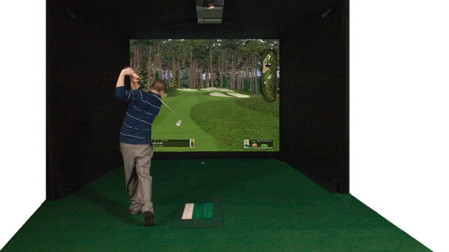 Golf Simulator For Sale >> How Much Does A Golf Simulator Cost And Is It Worth It